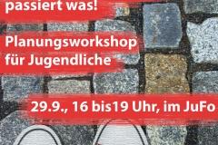 Workshop Soziale Stadt